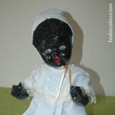 Muñeca española clasica: NEGRITO DE COMPOSICIÓN . Lote 115546135