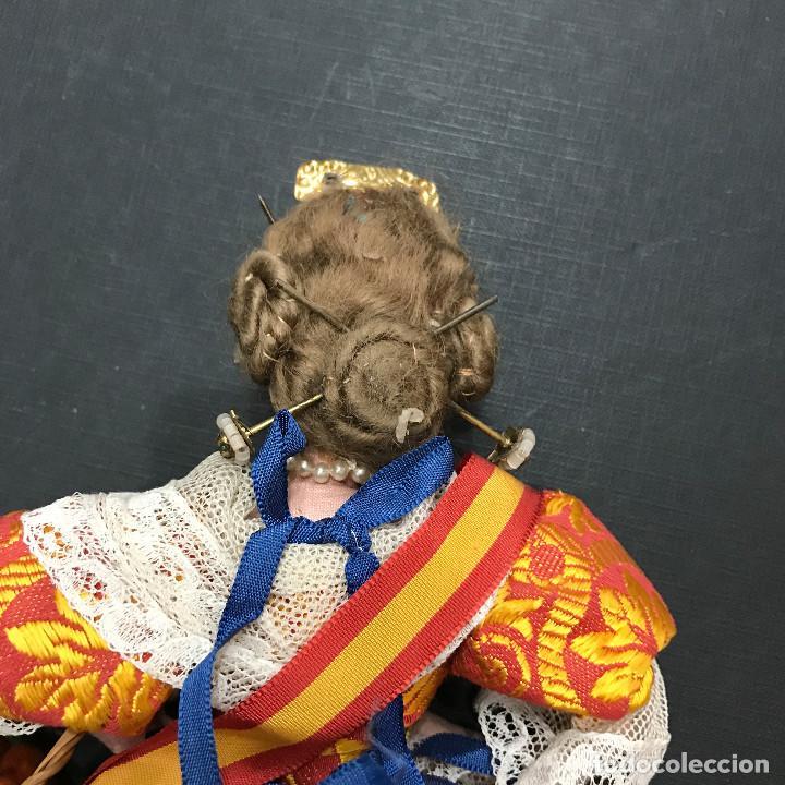 Muñeca española clasica: MUÑECA VALENCIANA CON NARANJAS - VALENCIA - 30 CM. - Foto 3 - 116109791