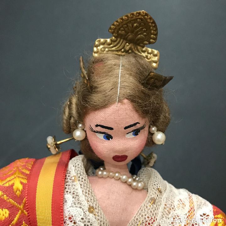 Muñeca española clasica: MUÑECA VALENCIANA CON NARANJAS - VALENCIA - 30 CM. - Foto 6 - 116109791