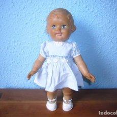 Muñeca española clasica: MUÑECA DE CAUCHO. Lote 116257367