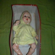 Muñeca española clasica: MUÑECO MANOLÍN (HERMANO DE CAYETANA) DE INDUSTRIAS DIANA - AÑOS 50. Lote 44992126