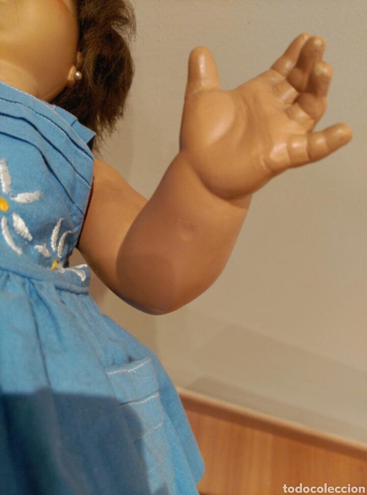 Muñeca española clasica: PRECIOSA MUÑECA MARICELA. IDEAL BEBE MOLINA '40/'50. Fabricada por Santiago Molina. - Foto 14 - 117993732