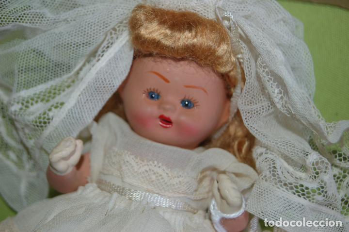 Muñeca española clasica: muñeca de comunión en caja de denia - Foto 2 - 119111715