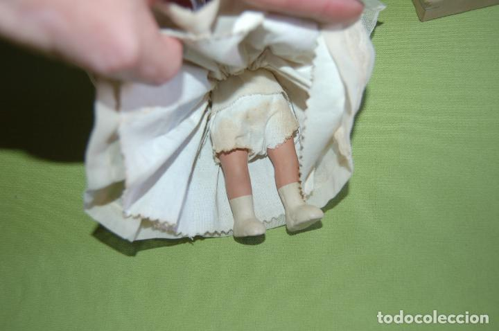 Muñeca española clasica: muñeca de comunión en caja de denia - Foto 4 - 119111715