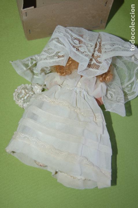Muñeca española clasica: muñeca de comunión en caja de denia - Foto 5 - 119111715