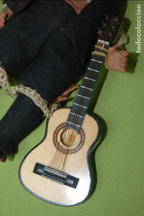 Muñeca española clasica: muñeco de terracota de denia - Foto 5 - 119462667