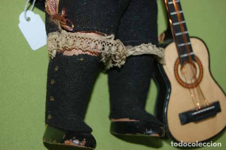 Muñeca española clasica: muñeco de terracota de denia - Foto 7 - 119462667