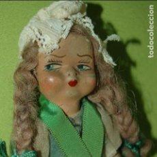 Muñeca española clasica: MUÑECA VIRGILI SIMILAR A MARI PEPA MENDOZA. Lote 119477587