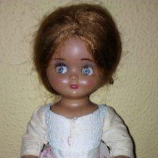 Muñeca española clasica: ANTIGUA MUÑECA LINDA PIRULA AÑOS 60. CELULOIDE. ALBA. NO FAMOSA. Lote 121174134