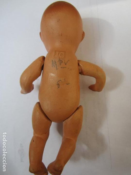Muñeca española clasica: pequeño muñeco , marca jc , - Foto 2 - 121852379