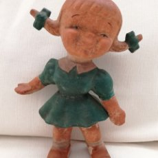 Muñeca española clasica: ANTIGUA MUÑECA AUSONIA AÑOS 50.. Lote 122310936