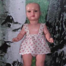 Muñeca española clasica: ANTIGUA MUÑECA DE 33 CM. Lote 126280227