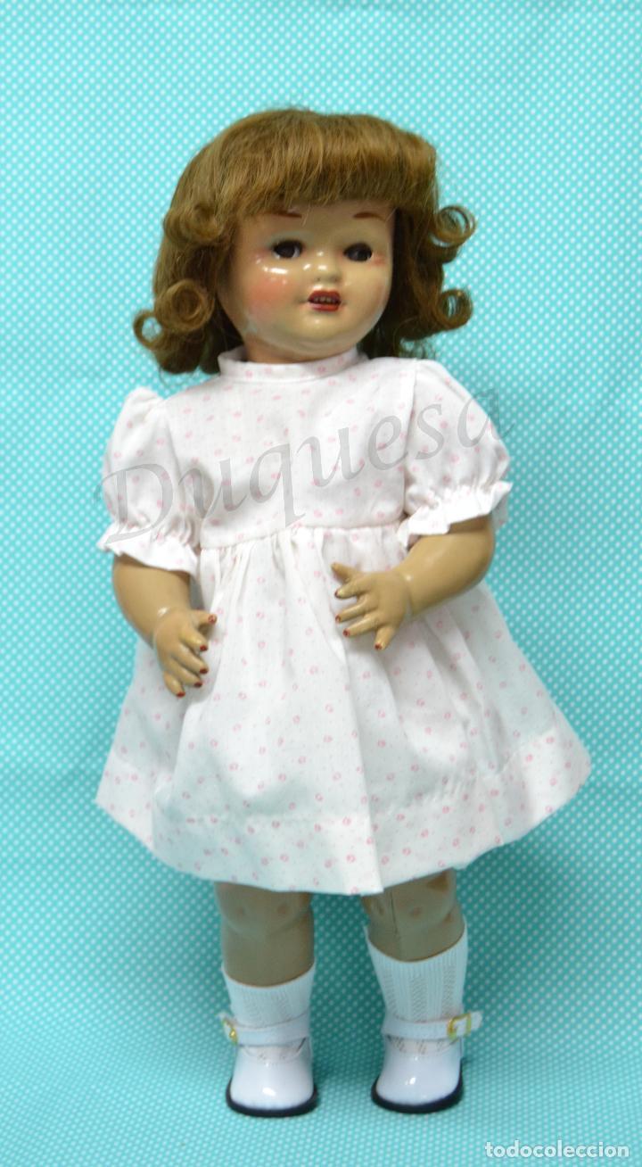 Muñeca española clasica: MUÑECA MARICELA DE SANTIAGO MOLINA AÑOS 40 - Foto 5 - 135759567