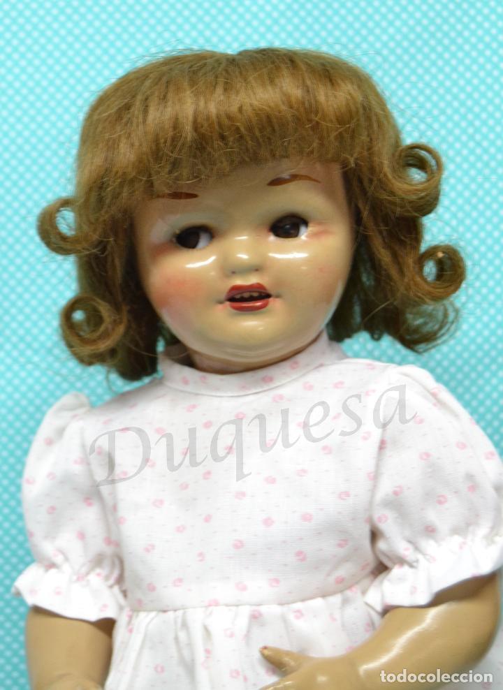 Muñeca española clasica: MUÑECA MARICELA DE SANTIAGO MOLINA AÑOS 40 - Foto 7 - 135759567