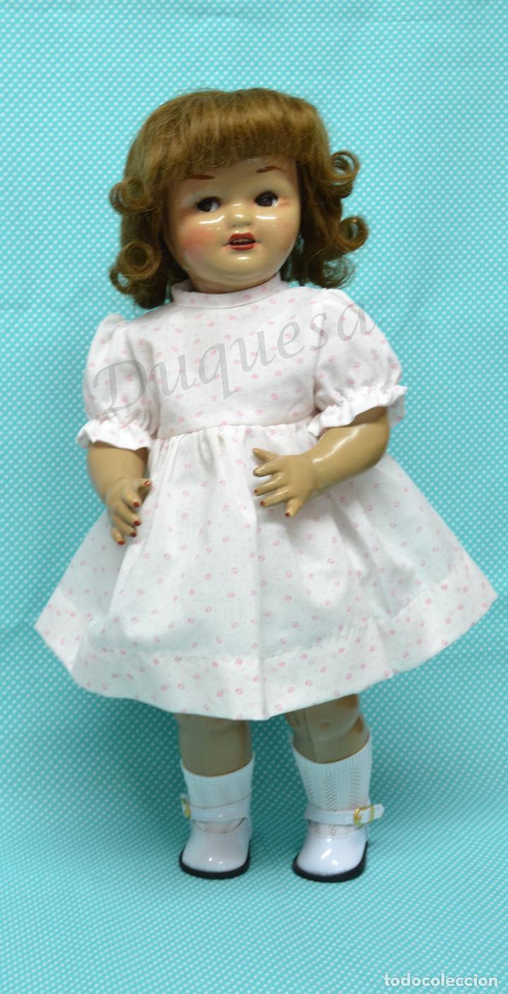 Muñeca española clasica: MUÑECA MARICELA DE SANTIAGO MOLINA AÑOS 40 - Foto 10 - 135759567