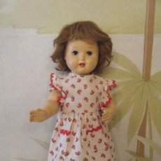 Muñeca española clasica: MUÑECA ESPAÑOLA MUY PARECIDA A MARIQUITA PEREZ. CREADA POR AGUSTÍN PARRA. Lote 128086270