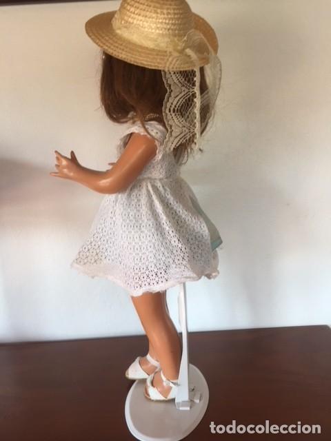 Muñeca española clasica: Preciosa muñeca VICKY de muñecas ViCTORIA de Jose Andres Vidal Onil años 50 carton piedra original - Foto 13 - 128094319