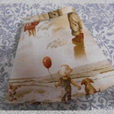 Muñeca española clasica: FALDA BÁSICA PARA MUÑECAS NANCY NEW, CLÁSICA O DE TAMAÑO SIMILAR. Lote 128480587