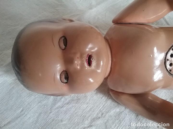 Muñeca española clasica: Bebé años 40,50 - Foto 2 - 128547923