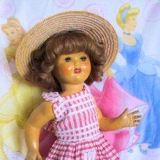 Klassische spanische Puppen - ESPLENDIDA MARICELA ANDADORA PRIMER MODELO 1949/50 IDEAL BEBE MOLINA - 128686767