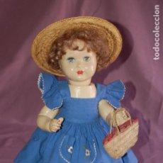 Muñeca española clasica: MUÑECA MARI SOL, IGUAL QUE MARIQUITA PEREZ. Lote 138020501