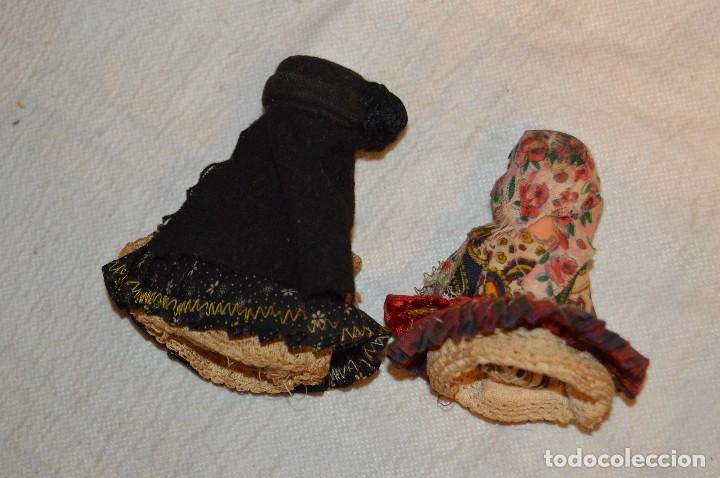 Muñeca española clasica: VINTAGE - LOTE DE 6 MUÑECAS ANTIGUAS DE CELULOIDE - OJOS DURMIENTES - AÑOS 50 / 60 - ENVÍO24H - Foto 7 - 129475059