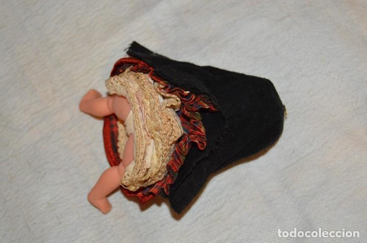 Muñeca española clasica: VINTAGE - LOTE DE 6 MUÑECAS ANTIGUAS DE CELULOIDE - OJOS DURMIENTES - AÑOS 50 / 60 - ENVÍO24H - Foto 12 - 129475059