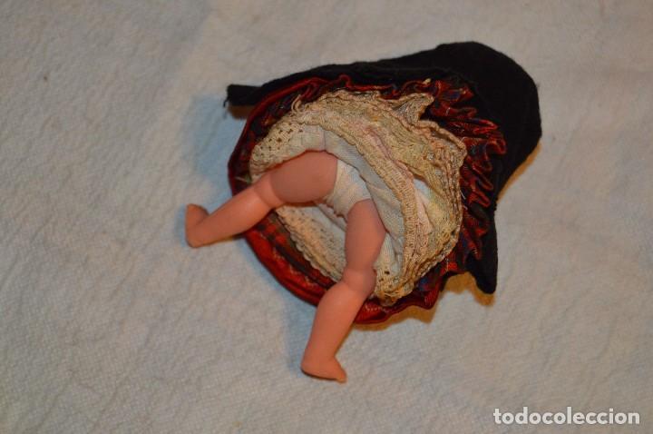 Muñeca española clasica: VINTAGE - LOTE DE 6 MUÑECAS ANTIGUAS DE CELULOIDE - OJOS DURMIENTES - AÑOS 50 / 60 - ENVÍO24H - Foto 13 - 129475059