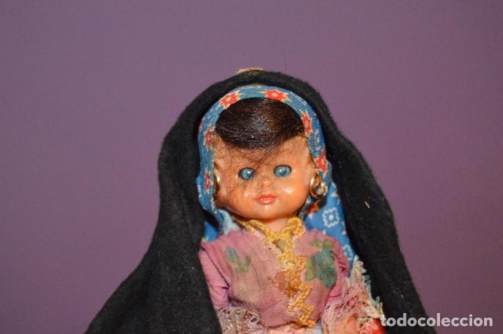 Muñeca española clasica: VINTAGE - LOTE DE 6 MUÑECAS ANTIGUAS DE CELULOIDE - OJOS DURMIENTES - AÑOS 50 / 60 - ENVÍO24H - Foto 14 - 129475059