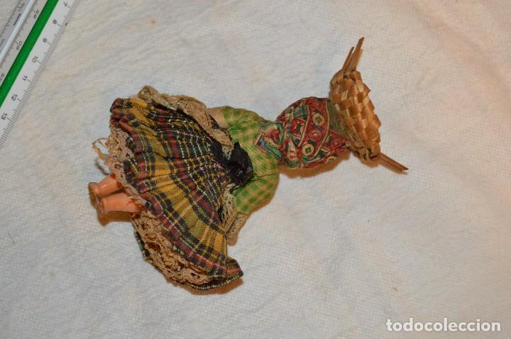 Muñeca española clasica: VINTAGE - LOTE DE 6 MUÑECAS ANTIGUAS DE CELULOIDE - OJOS DURMIENTES - AÑOS 50 / 60 - ENVÍO24H - Foto 17 - 129475059