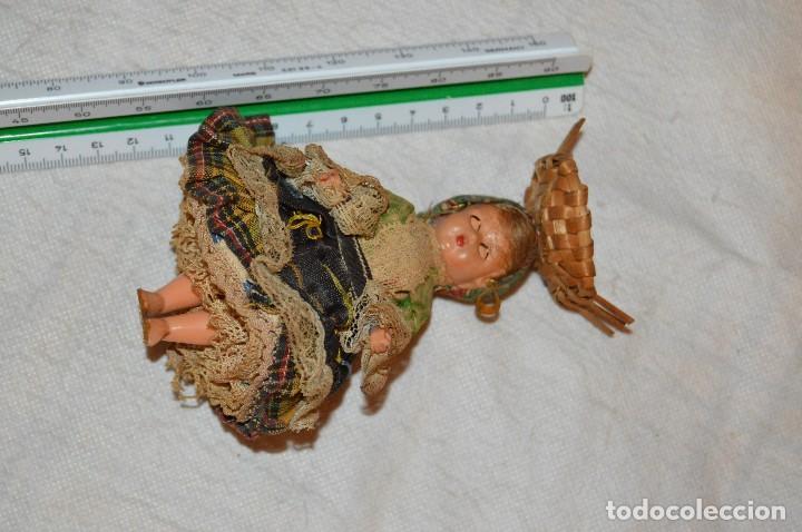Muñeca española clasica: VINTAGE - LOTE DE 6 MUÑECAS ANTIGUAS DE CELULOIDE - OJOS DURMIENTES - AÑOS 50 / 60 - ENVÍO24H - Foto 20 - 129475059