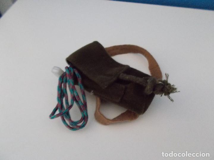 Muñeca española clasica: Macuto de felpa con complementos - Foto 2 - 130084255