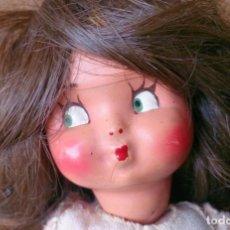 Muñeca española clasica: MUÑECA MARI PEPITAS MÍNI PEPA MENDOZA FABRICADA POR GROS AÑOS 40. Lote 130161427