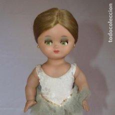 Muñeca española clasica: LINDA PIRULA BAILARINA. AÑOS 50/60. MUÑECAS DE ALBA. FABRICADA EN ESPAÑA. ROMANJUGUETESYMAS.. Lote 130508070