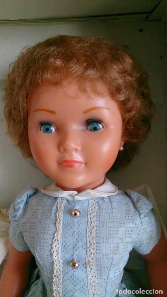 Muñeca española clasica: Muñeca Novo Gama años 60 Marie Claire , en antigua caja de Piroska - Foto 5 - 131578354
