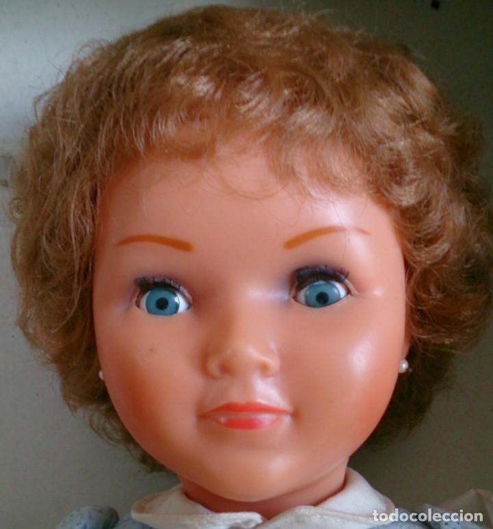Muñeca española clasica: Muñeca Novo Gama años 60 Marie Claire , en antigua caja de Piroska - Foto 6 - 131578354