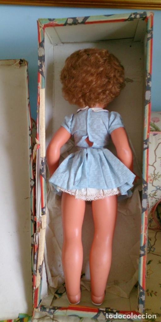 Muñeca española clasica: Muñeca Novo Gama años 60 Marie Claire , en antigua caja de Piroska - Foto 7 - 131578354