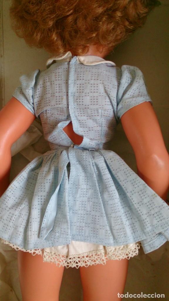 Muñeca española clasica: Muñeca Novo Gama años 60 Marie Claire , en antigua caja de Piroska - Foto 8 - 131578354