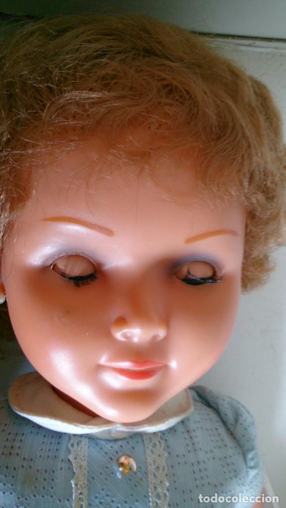 Muñeca española clasica: Muñeca Novo Gama años 60 Marie Claire , en antigua caja de Piroska - Foto 10 - 131578354
