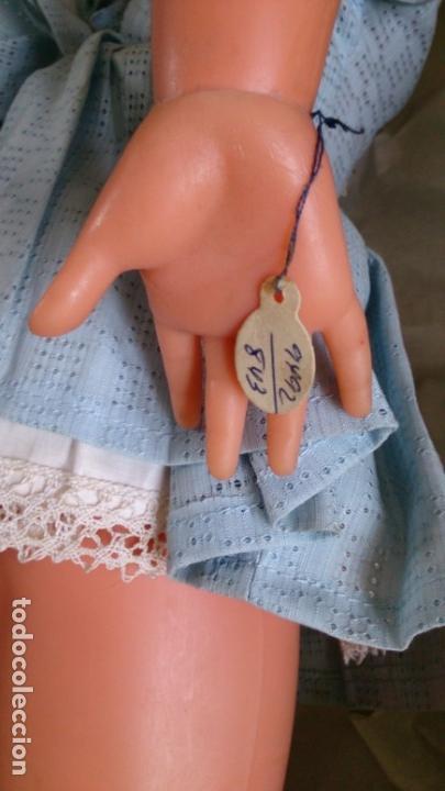 Muñeca española clasica: Muñeca Novo Gama años 60 Marie Claire , en antigua caja de Piroska - Foto 13 - 131578354