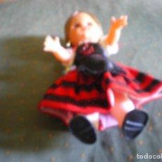 Muñeca española clasica: MUÑECA CON TRAJE TIPICO DE VALLADOLID ( ESPAÑA ) DE 1995 EN PERFECTO ESTADO.. Lote 131895218