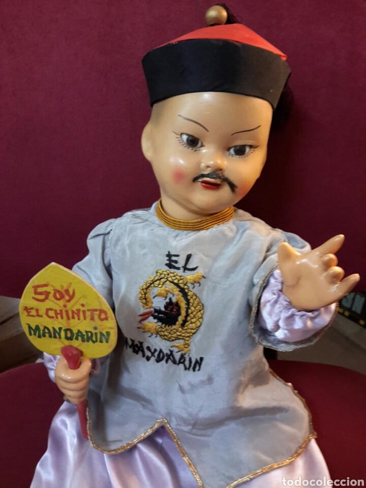 Muñeca española clasica: CHINITO MANDARIN.FLORIDO - Foto 4 - 131980223