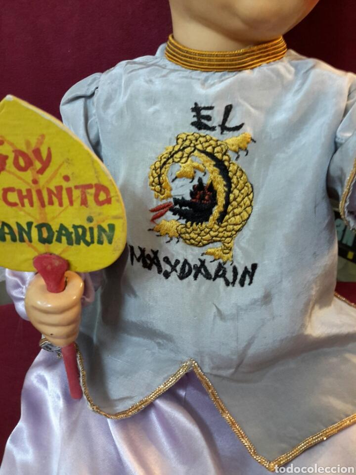Muñeca española clasica: CHINITO MANDARIN.FLORIDO - Foto 5 - 131980223