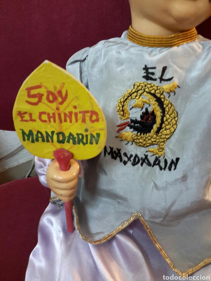 Muñeca española clasica: CHINITO MANDARIN.FLORIDO - Foto 6 - 131980223