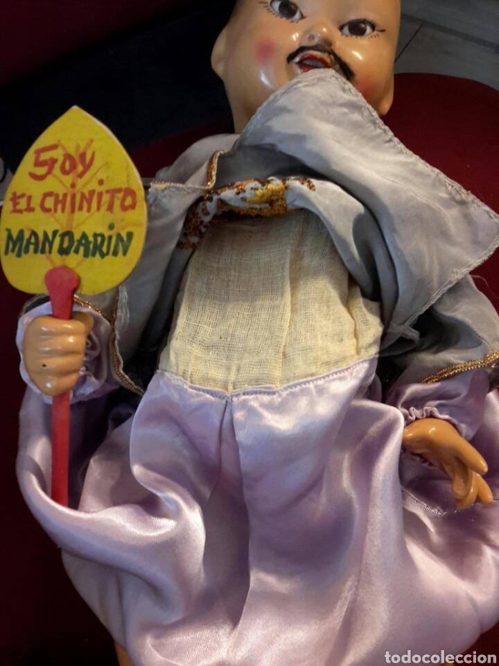 Muñeca española clasica: CHINITO MANDARIN.FLORIDO - Foto 16 - 131980223