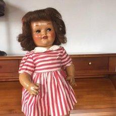 Muñeca española clasica: MUÑECA MARICELA DE SANTIAGO MOLINA, PRIMERA GENERACIÓN, AÑOS 40. Lote 133102870