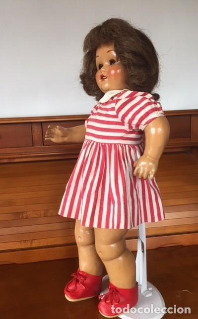 Muñeca española clasica: Muñeca Maricela de Santiago Molina, primera generación, años 40 - Foto 5 - 133102870