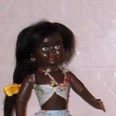 Muñeca española clasica: MUÑECA TERESIN NEGRA AÑOS 50!!!!!. Lote 23035469