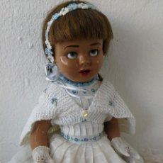 Muñeca española clasica: MUÑECA VIVIANA, LILI?? EN MUY BUEN ESTADO . Lote 133309338