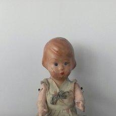 Muñeca española clasica: MUÑECO ANTIGUO. Lote 133655835